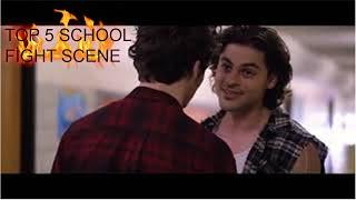TOP 5 SCHOOL Fight Scenes in Movies (Best School Fight)