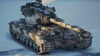World of Tanks FV215b - 7 Kills 10,7K Damage