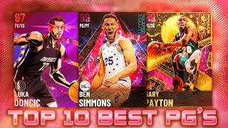 RANKING THE TOP 10 BEST POINT GUARDS IN THE GAME!!