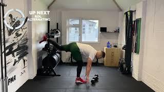 PMA FITNESS || 20 Minute Full Body Dumbbell Workout