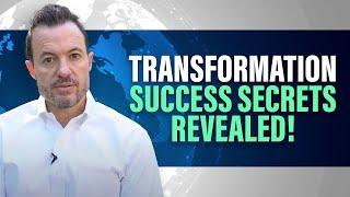 How to Elevate Your Digital Transformation to Greater Success | Three Stages of Transformation