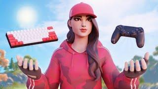 *BEST* Fortnite Settings/Sensitivity! *UPDATED* Chapter 2 Settings! Keyboard and Mouse & Controller*