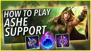 *RANK 1 SUPPORT* ASHE IS A MONSTER SUPPORT PICK (EASY VICTORY) - League of Legends