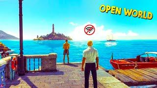 Top 10 OFFLINE OPEN WORLD Games For Android & iOS | Top 10 Best Open World Games For Android 2020