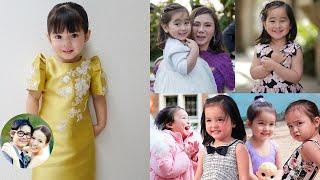 Incredibly Beautiful Kids Of Famous Filipino Stars ★ Beautiful Filipino Celebrity Daughters