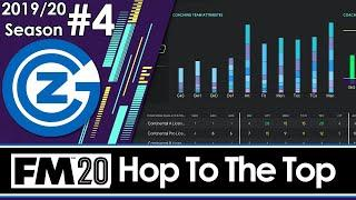 Hop To The Top | STAFF RECRUITMENT | Football Manager 2020 | S01 E04