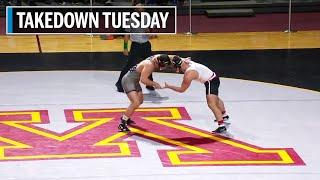#TakeDownTuesday: Rewatch the Full 2020 Wisconsin at Minnesota Meet | B1G Wrestling