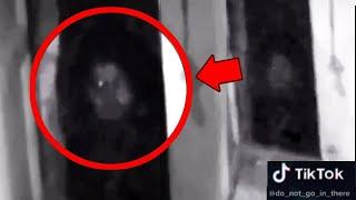 Top 5 Video from TikTok having Mysterious figure spotted || Ghost Caught on Camera Compilation 2020