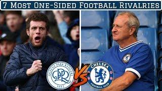 7 Most One Sided Football Rivalries