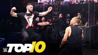 Top 10 NXT Moments: WWE Top 10, Jan. 13, 2021