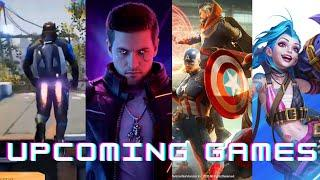 Top 10 Upcoming Android IOS Games 2021 | Wait Till End | Top Mobile Games