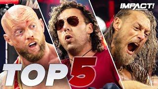 Top 5 Must-See Moments from IMPACT Wrestling for June 3, 2021 | IMPACT! Highlights June 3, 2021