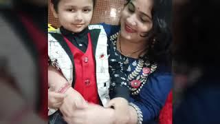 Mother's Day Special||My cute baby viraj's cute activities||viraj's funny activities| full of comedy