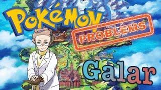 Top 6 Pokémon Problems with the Galar Region