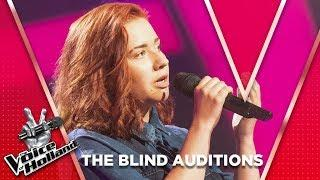 Zorah Lagerwerf – Always Remember Us This Way | The Blind Auditions | The voice of Holland | S10