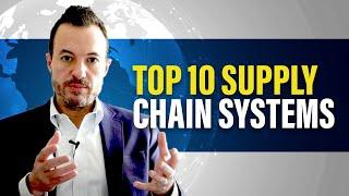 Top Supply Chain Management (SCM) Systems | Best SCM Systems | SCM Software Ranking