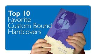 My Top 10 Favorite Custom Bound Comic Hardcovers