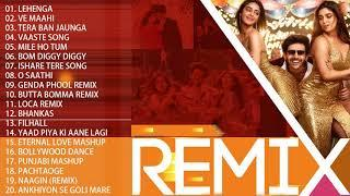 "Top 100 Bollywood Hindi Remix Songs 2020  ""Remix"" - Mashup - ""Dj Party"" NEW HINDI REMIX MASHUP SONG"