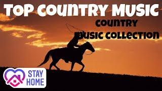 Non Stop Country Music - Top Country Red Songs Country Music Collection