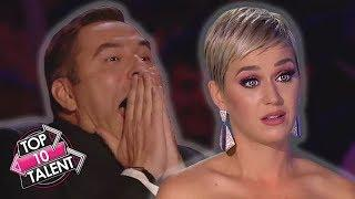 TOP 10 BEST Auditions And Performances Of The Decade On Got Talent, X Factor And Idol