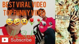 Best viral videos#top funny video/hashir tiktok star funny video,2020 new best funny videos