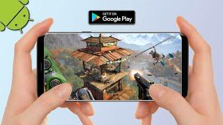 TOP 5 NEW ANDROID GAMES | YOU HAVE TO PLAY IN JANUARY 2020