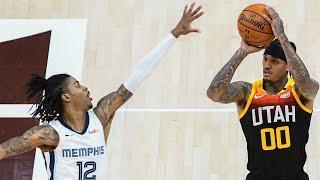Memphis Grizzlies vs Utah Jazz Full GAME 5 Highlights | 2021 NBA Playoffs