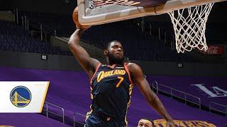 Golden State Warriors Plays of the Week | Week 10 (Feb. 22 - Feb. 28)
