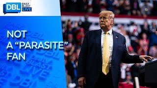 "President Trump Mocks Oscar's Best Picture ""Parasite"""