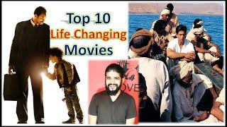 Top 10 Life Changing Movies | Hollywood | Bollywood | English | Life Lesson Movies