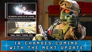 Modern Warfare: *18 Changes* Likely Coming Next Update (MW Update 1.14)