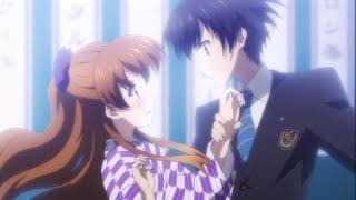 Top 10 Best Romance/School Anime [HD]