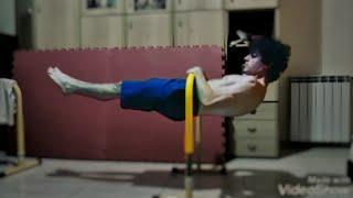 Top 10 Hardest FRONT LEVER PULL UPS in STREET WORKOUT
