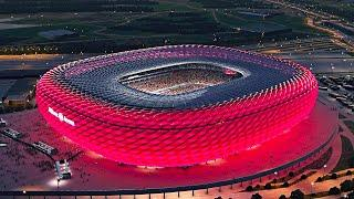 10 Most Impressive Stadiums In The World