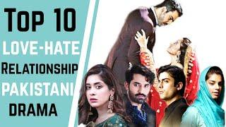 TOP 10 - HATE LOVE RELATIONSHIP PAKISTANI DRAMA | (PART 2) | RECOMMENDED