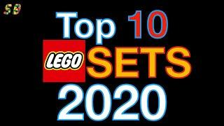 Lego TOP 10 Winter 2020 sets