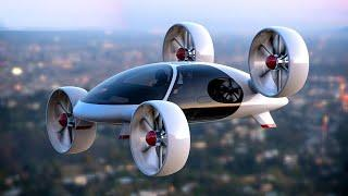 10 Most Unusual Flying Vehicles That Will Change The World!