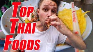 SEAFOOD, Isaan Food, Bangkok Street Food & More!!!   The Most Delicious Thailand