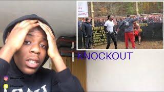 Top 10 insane street fight knockout