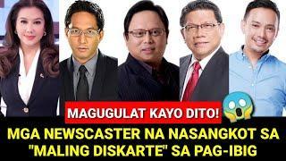 MGA NEWSCASTER NA MAGALING DIN PALA DUMISKARTE ALA ARNOLD CLAVIO/ HULI PERO HINDI KULONG!