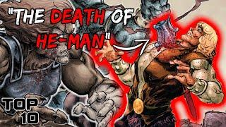 Top 10 Scary He-Man Theories