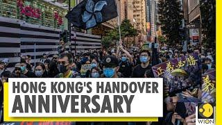 10 people arrested under Hong Kong's new security law