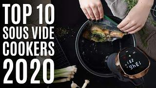 Top 10: Best Sous Vide Machines for 2020 / Precision Cooker / Immersion Circulator, Sous Vide Cooker