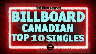 Billboard Top 10 Canadian Single Charts | July 04, 2020 | ChartExpress