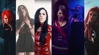Top 10 Metal Songs Of April  (Female Singers ) (2020)