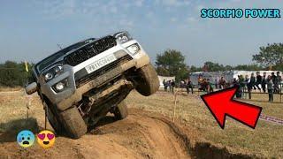 Top 10: Power Of Scorpio | Indian Mafia Car | Towing Truck, Off-road Capabilities ! ! !