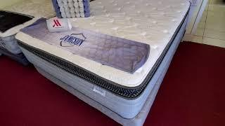 VAMCOUVER CoolTex Pillowtop Mattress