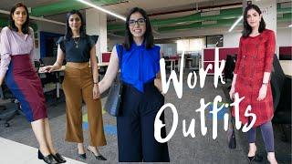 OFFICE LOOKBOOK  | Professional Outfit Ideas Part 1