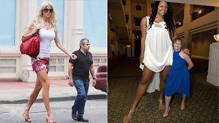 Top 10 Tallest Women From All Over The World |दुनिया की सबसे लंबी महिलाएं |دنیا کی لمبی عورتیں