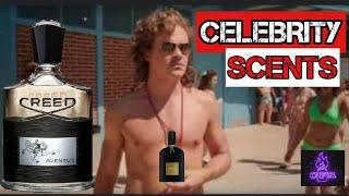 TOP 10 CELEBRITY FRAGRANCES | FRAGRANCES THAT CELEBRITIES WEAR • SMELL FAMOUS!